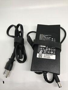 Black Dell Model DA130PE1-00 19.5V 6.7A 130W Power Supply USED
