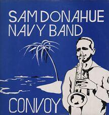 Sam Donahue Navy Band - Convoy    Hep.2 Mono    LP  Vinyl  HL6.1212