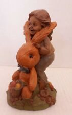 Tom Clark Bunny Signed 1990 Cairn Item #5098 Edition #73 Retired Gnome Figurine