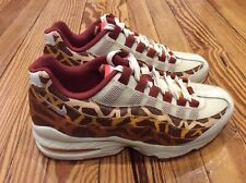🦒 NEW Nike Air Max 95 Giraffe Zoo Jungle Youth Size 4Y Wmns Size 5.5 Retro Kids