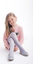 "Girls Ribbed Tights  Soft Warm Natural Fibres Age 2-6 Knittex - ""ELZA"""