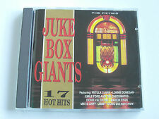 Juke Box Giants - The Fifties - Various (CD Album) Used Very Good