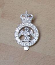 Buckinghamshire Regiment anodised cap badge