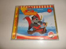 CD  Folge 41: Benjamin als Pirat