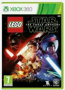 LEGO Star Wars: The Force Awakens Compatible: XBOX 360 ONE Series X. re: SEALED.