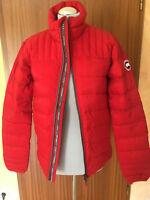 CANADA GOOSE Daunenjacke - rot - Brookvale Jacket Daunenjacke