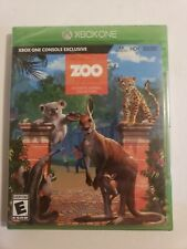 Zoo Tycoon Ultimate Animal Collection - Xbox One**Brand New**