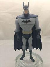Batman Blue & Grey Justice League Unlimited Mattel DC Loose Complete JLU Figure
