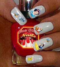 Disney Snow White Nail Art Stickers Transfers Decals Set of Dsw001-80