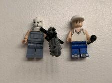 EMINEM LEGO MINIFIG BUNDLE CHAINSAW SLIM SHADY LP SSLP20 LEGOS IN HAND