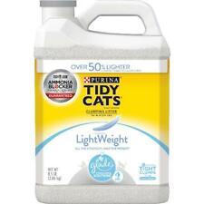 New listing Clumping Cat Litter Purina Tidy Cats Light Weight, Low Dust, , Lightweight Glade