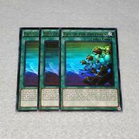 3x Yugioh Ties of the Brethren LDK2 Ultra Rare Card Playset NM