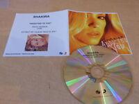 SHAKIRA - ADDICTED TRO YOU !!!FRENCH DJ PROMO CD