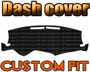 Fits  2011-2016   TOYOTA  SCION  TC  DASH COVER MAT DASHBOARD PAD /  BLACK