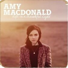 AMY MACDONALD / LIFE IN A BEAUTIFUL LIGHT * NEW CD * NEU