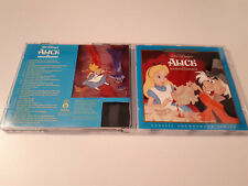 Walt Disney's Alice In Wonderland: Classic Soundtrack Series 1997 CD