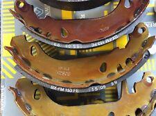 Genuine RENAULT CLIO TWINGO 21 BOSCH Rear Brake Shoe Set 7701202820 NEW
