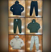 Puma Men's Hoodie Pants Set M, L, XL, XXL Tracksuit Black, Gray, Green New