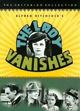 The Lady Vanishes - Criterion Collection [DVD] [1938] Region 1 Hitchcock - NEW