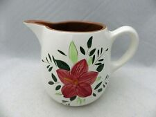 Stangl Pottery - 1 Qt. Pitcher - Country Garden Pattern - Disc. 1978 - EUC