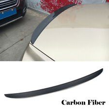Rear Trunk Spoiler Wing For Bentley Continental Flying Spur 13-16 Factory Carbon
