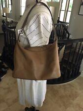 Bally Leather Shoulder Bag Purse