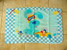 Blue's Clue's BLUE DOG Standard 2 Sided Pillowcase USA Viacom Nickelodeon 2000
