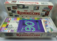 Reminiscing Board Game 1960s to 1990s by Paul Lamond Games - **COMPLETE**