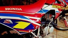 Honda CRF 125F 13-15 SEMI CUSTOM GRAPHICS KIT Canard