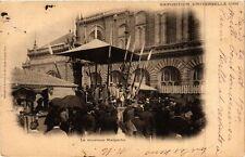 CPA PARIS EXPO 1900 - La Musique Malgache (306237)