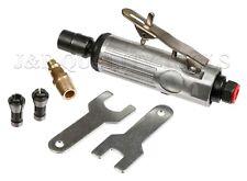 """1/4"""" Mini Air Die Grinder Tool Rear Exhaust w/ Paddle"""