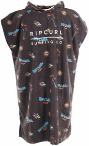 RIP CURL Surf Poncho TOWEL-BOY Poncho 2021 charcoal grey Beachwear Overall