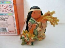 "Enescco 1998 Friends Of Feather ""Bless Your Life Harvest "" in box"
