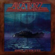 ALCATRAZZ - BORN INNOCENT NEW CD