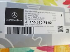 NEW genuine OEM Mercedes Benz 166 chassis GLE GLS class wiper blades 1668207800