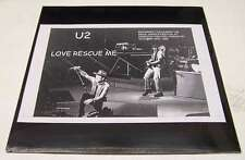 U2 - LOVE RESCUE ME - LP VINYL - LIVE IN LONDON 16-10-1988 - Sigillato MINT RARO