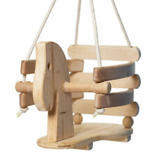 NEW Wood Horse Swing Set for Toddlers by Squeak and Giggle