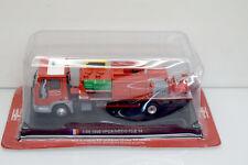 Del Prado 1:64 Iveco 75 E 14 VPAC, französische Feuerwehr 1998