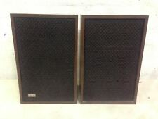 Vintage Harman-Kardon HK-20 Stereo Speakers - High End