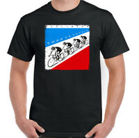 Kraftwerk T-Shirt Tour De France Mens Unisex Top Music Autobahn Album Artwork