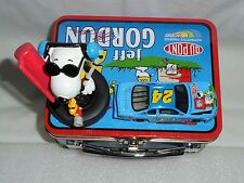 Jeff Gordon #24 DuPont 00 PEANUTS NASCAR Chev MC SNOOPY Action Lunch Box Diecast