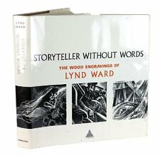 Storyteller Without Words the Wood Engravings of Lynd Ward HB ex-lib VG++