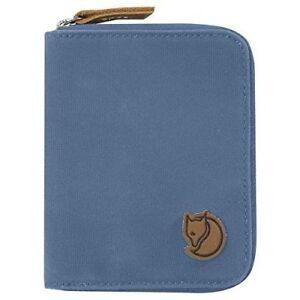 Fjallraven Kanken Unisex Zip Wallet 519 Blue Ridge F24216 Brand New USA Seller