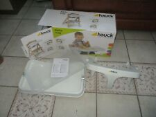 BABY HAUCK HIGH CHAIR ALPHA TRAY WITH LINER FOR ALPHA+ WOODEN HIGH CHAIR