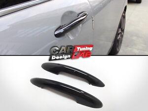 Keyless Gloss Black Door Handle Cover For Mini Cooper F54 F55 F56 F58 F59 Mk3