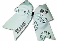 Soccer Team  Hair Bow Free personalization!