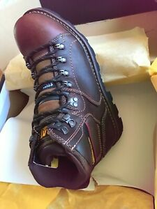 NEW Caterpillar Alaska 2.0 Men's Steel Toe Work Boots NIB 10 10.5 11 12