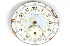 Elgin U.S.A pocket watch movement for parts - 125552