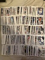 Lot of 525 2020 Bowman Paper RC Rookie Cards **Luis Robert, Bo Bichette, Lux**!!