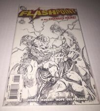 Flashpoint #5 Dc Sketch Variant 1:25 First Appearance Of Pandora